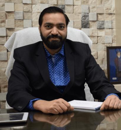 Dr. Prashant Yadav - Dezire Clinic Hair Transplant Pune Delhi Bangalore Gurgaon Jalandhar