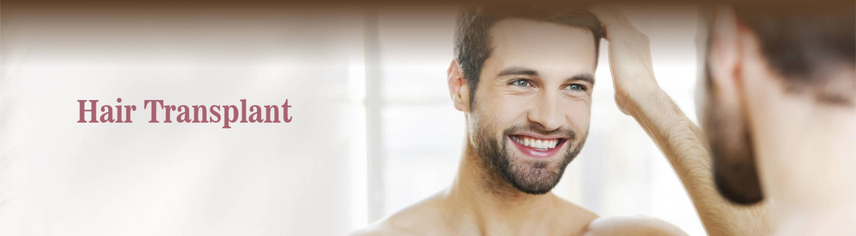 FOUR MYTHS ABOUT HAIR TRANSPLANT SURGERY