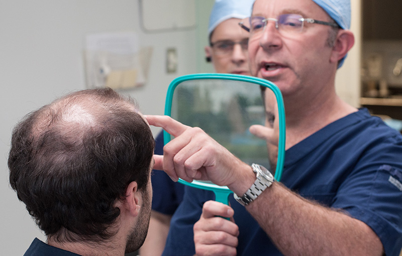 Fact of hair loss problem
